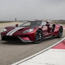 Начались поставки 2017 Ford GT