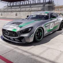 Mercedes-AMG представил GT4