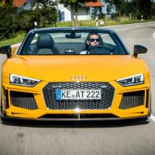 ABT выпустил новые обвесы для Audi R8 Spyder