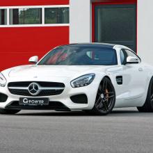 Тюнинг Mercedes-AMG GT S от G-Power