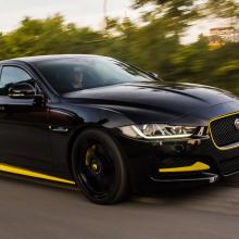 Arden представил Jaguar AJ 24