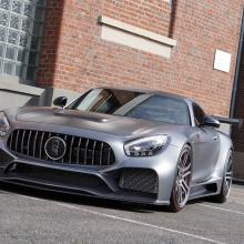860 л.с. IMSA RXR One на основе Mercedes-AMG GTS
