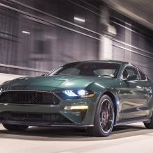 Ford показал ограниченное издание 2019 Mustang Bullitt