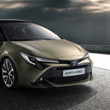 Новая глобальная архитектура от Toyota