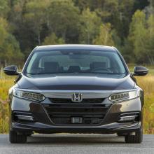 Honda раскрывает многообещающие детали предстоящего Accord Hybrid