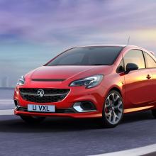 Vauxhall анонсировал подробности Corsa GSi