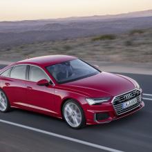 Audi показал 2019 A6 Sedan