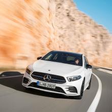 Mercedes-AMG Boss подтверждает, что A35 получит около 300 л.с