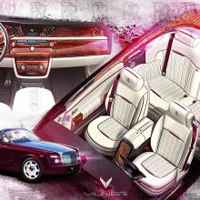 Команда Vilner возрождает специальный Rolls-Royce