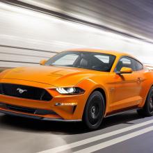 Следующее поколение Ford Mustang может получить полный привод и электрофикацию