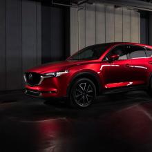 Автомобили Mazda получают престижные награды на 2018 DNA Awards