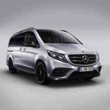 Mercedes демонстрирует V-Class Night Edition