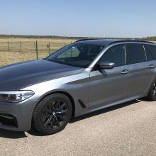 Команда Noelle Motors демонстрирует масштабные обновления для BMW M5