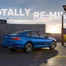 Команда Volkswagen запускает маркетинговую кампанию в поддержку новой Jetta