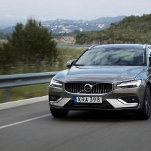 Volvo раскрывает детали нового V60