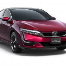 Honda празднует успех с линейкой Clarity