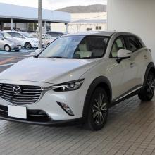 Mazda запускает эксклюзивный CX-3 для японского рынка