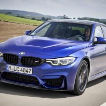 Обзор 2019 BMW M3 CS