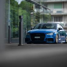 Команда Z-Performance представляет Audi RS3