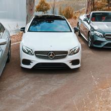 Mercedes демонстрирует новые модели E-Class
