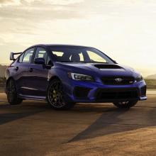 Subaru раскрывает подробности линейки WRX