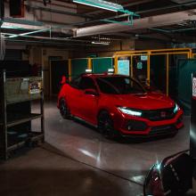 Honda представляет Type R Concept