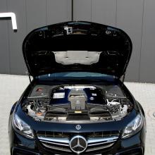 Обновленный Mercedes-AMG от тюнинг-ателье Posaidon