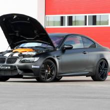 BMW M3 V8 от G-Power BMW M3 V8 - 35-ое юбилейное издание