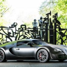Самый последний Bugatti Veyron Super Sport будет выставлен на аукционе в Гудвуде