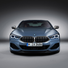 BMW показал 2019 8 Series Coupe
