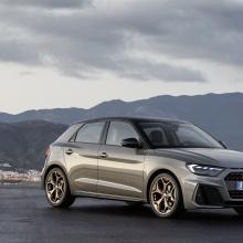 Audi A1 Sportback - официальная информация