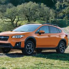 Команда Subaru выпустила более подробную информацию о новой линейке Crosstrek