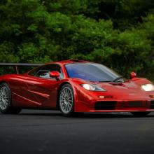 Редкий McLaren F1 'LM Spec' выставлен на продажу - один из двух модифицированных для LM