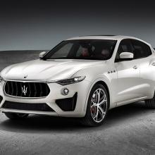 Maserati представляет новый внедорожник Levante GTS