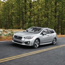 Subaru раскрывает многочисленные подробности о новой Impreza
