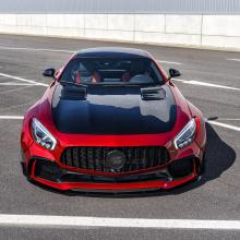 Prior Design создает эксклюзивный комплект для Mercedes-AMG GT S