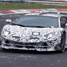 По слухам Lamborghini Aventador SV J побил рекорд Нюрбургринга на 2 секунды