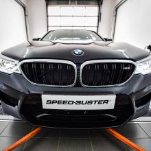Команда Speed-Buster обновляет спортивную модель BMW F90