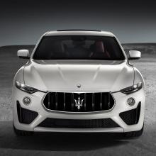 2019 Maserati Levante GTS получил 550 л.с. V8