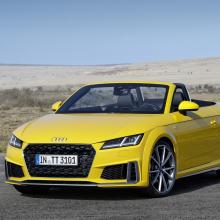 2019 Audi TT получит 2.0 TFSI мощностью 197 или 245 л.с.