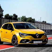 2019 Renault Megane RS Trophy производит 300 л.с. от нового турбированного двигателя