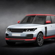 Kahn Design выпускает особенный автомобиль в честь английской футбольной команды