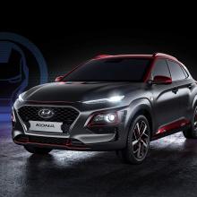 Hyundai представляет эксклюзивный Kona в стиле Iron Man