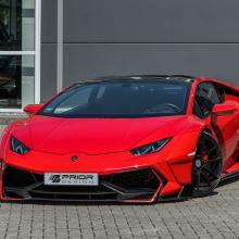 Lamborghini Huracan от тюнеров Prior Design