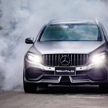 Mercedes GLC-Class Black Bison от тюнинг-ателье Wald