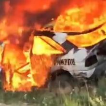 Кен Блок попал в аварию на своем Ford Escort RS Cosworth