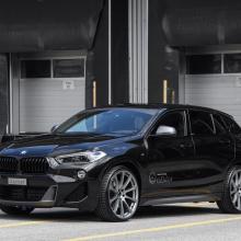 Спортивная линия BMW X2 Dahler - настройка настроена правильно