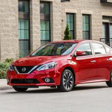 Nissan Sentra показывает сюрпризы модели 2019 года