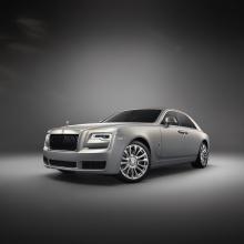 Rolls-Royce представляет коллекцию «Серебряный призрак» - 35 экземпляров