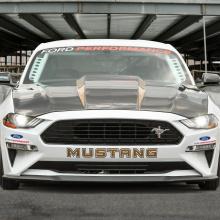 Ford Performance показывает ограниченный выпуск нового Mustang
